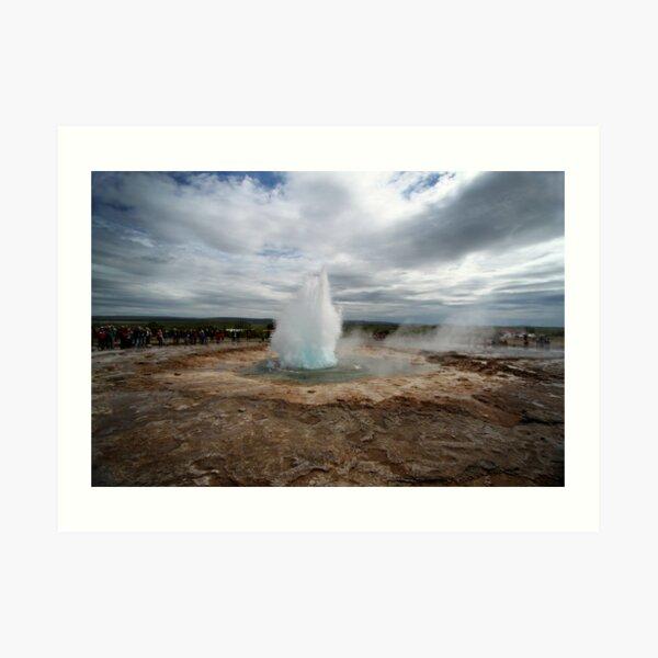 Iceland Art Print