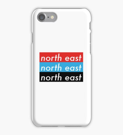 pbbyc - North East iPhone Case/Skin