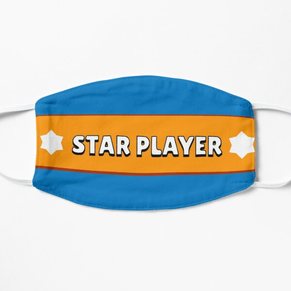 Star Player from Brawl Star Mask