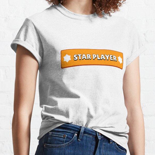 Joueur étoile de Brawl Star T-shirt classique