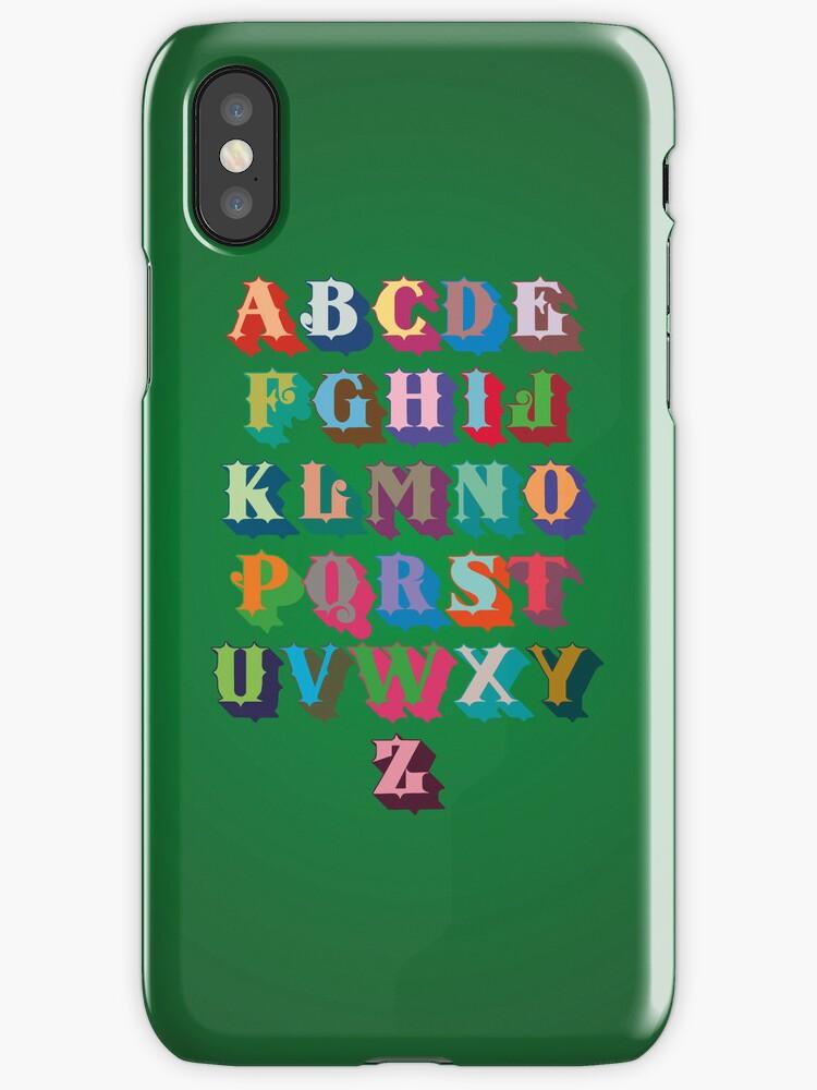 pbbyc - Typograbet by pbbyc