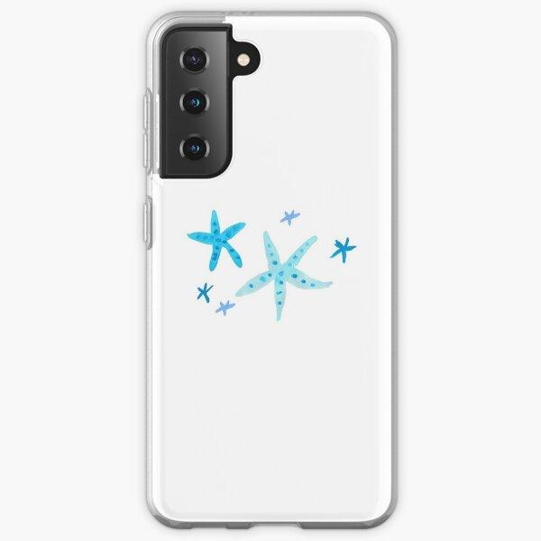 Blue Starfish Samsung Galaxy Soft Case
