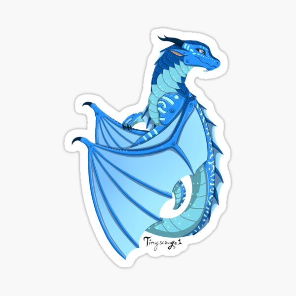 SeaWing Sticker