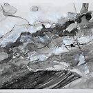 Untitled 6- Paper Round Series by Richard Sunderland
