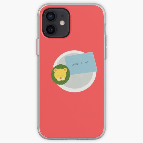 [Hospital Playlist] Uju's Cookie iPhone Soft Case