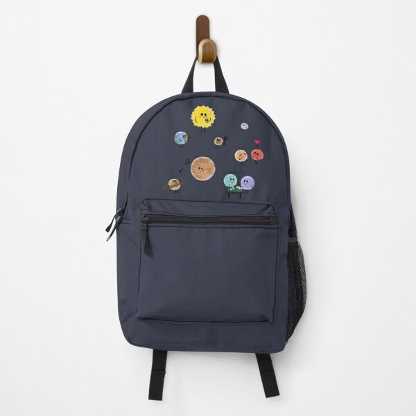Solar system evening Backpack