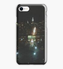 Washington Square Park iPhone Case/Skin
