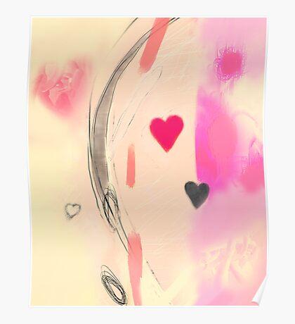 Corner of the heart Poster