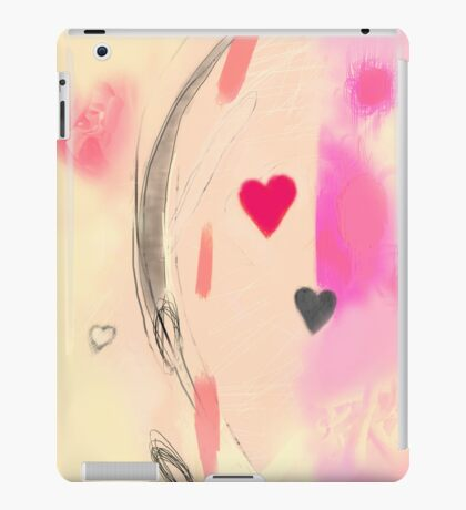 Corner of the heart iPad Case/Skin