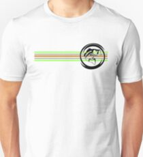 Fresh Life Bass Stripes T-Shirt Unisex T-Shirt