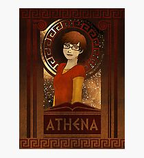 Olympia Heights: Athena Photographic Print