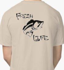 Fresh Life Back  T-shirt Classic T-Shirt