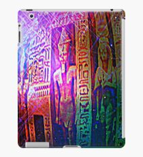 spiritual journey iPad Case/Skin