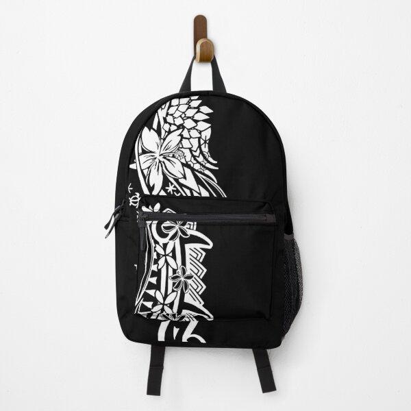 Polynesian Tribal Side Band Backpack