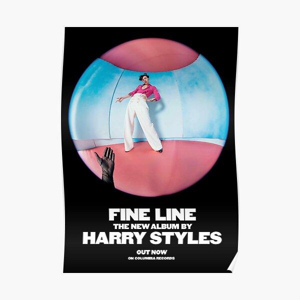 Fine Hand Harry Poster