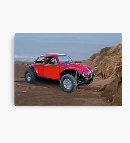 Driving Me Buggy II Canvas Print