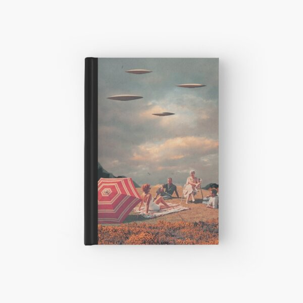 Pretend They Never Came Hardcover Journal