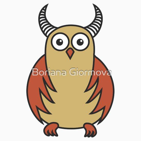 funny cartoon owls - photo #22