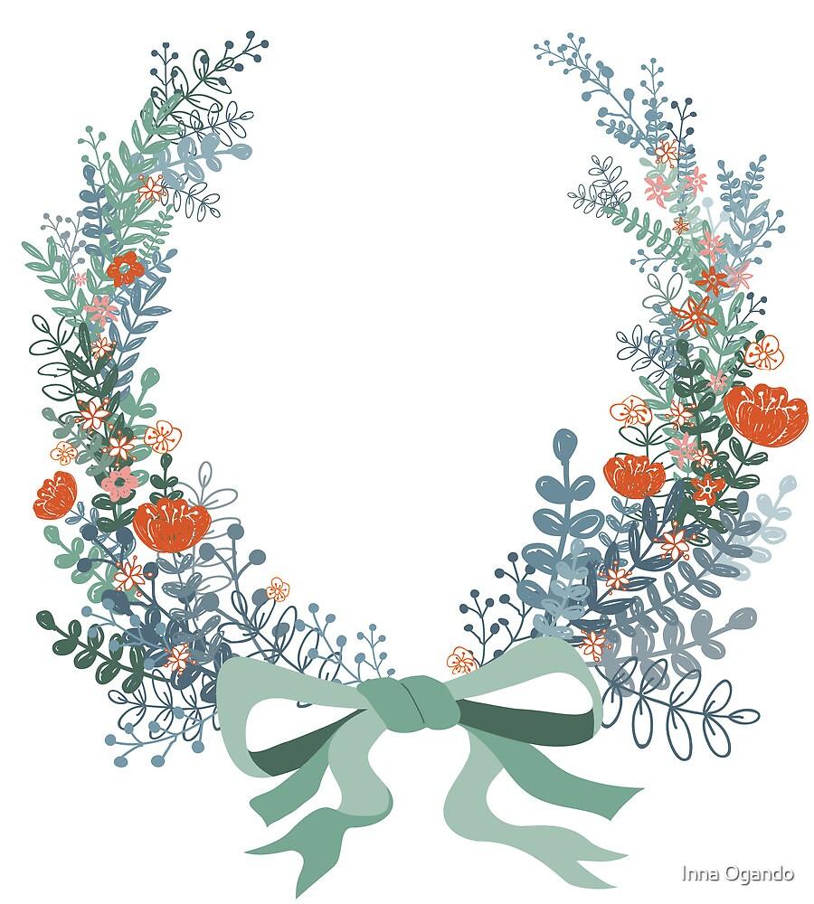 Wreath by yaskii