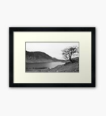 Crummock Water, Lake District National Park Framed Print