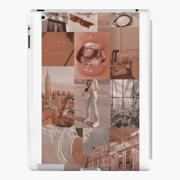 aesthetic collage ny iPad Snap Case