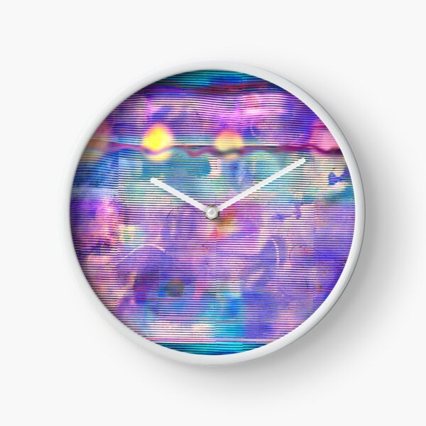 Synaesthesia 3 Clock