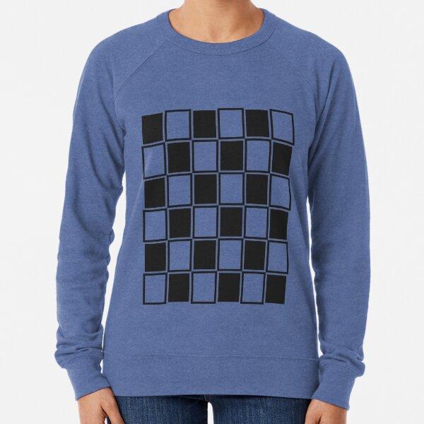 Sheldons Square Illusion Lightweight Sweatshirt