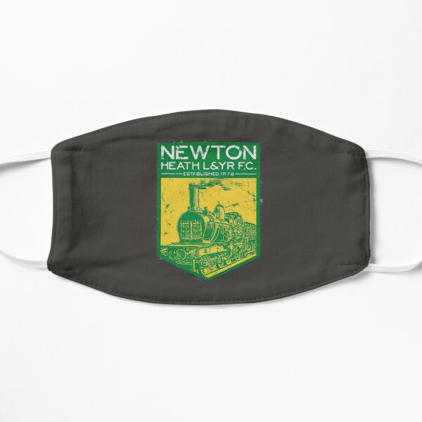 Newton Heath LYR Football Club  Flat Mask