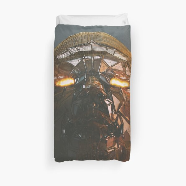 PROGRAM START Duvet Cover