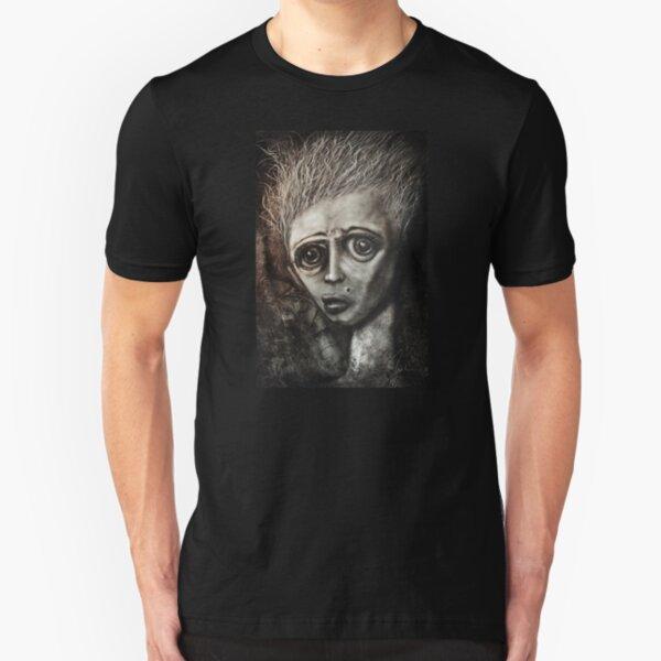 Fear of the dark Slim Fit T-Shirt