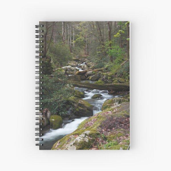 Roaring Fork Spiral Notebook
