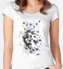 dandelion meadow Women's Fitted Scoop T-Shirt