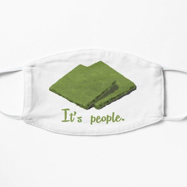 Soylent Green Flat Mask