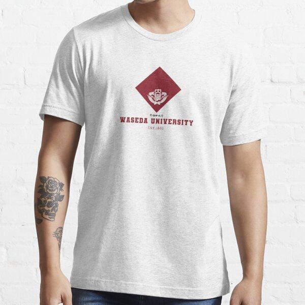 Waseda University Essential T-Shirt