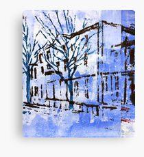Peterborough Musuem Canvas Print
