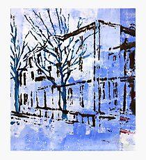 Peterborough Musuem Photographic Print