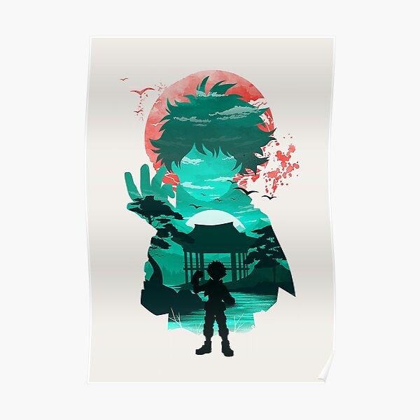 My hero Academia / Izuku Poster Poster
