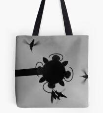 Hummingbirds #3 Tote Bag
