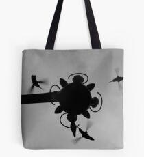 Hummingbirds #4 Tote Bag