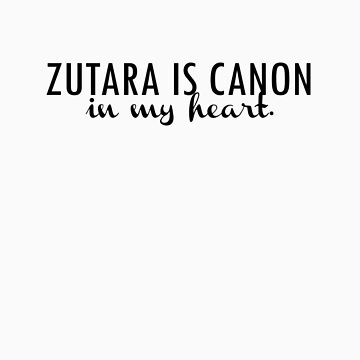 Zutara is canon. by unbearablybleak