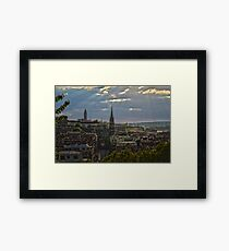 Gothenburg Cathedral Framed Print