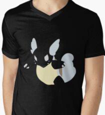 008 Mens V-Neck T-Shirt