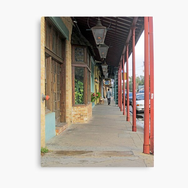 East Government Street Canvas Print