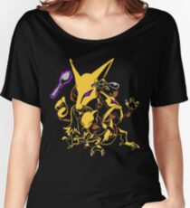 The Twisted Spoon Gang Color Women's Relaxed Fit T-Shirt