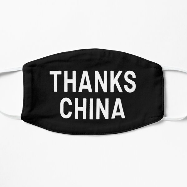 thanks china Mask