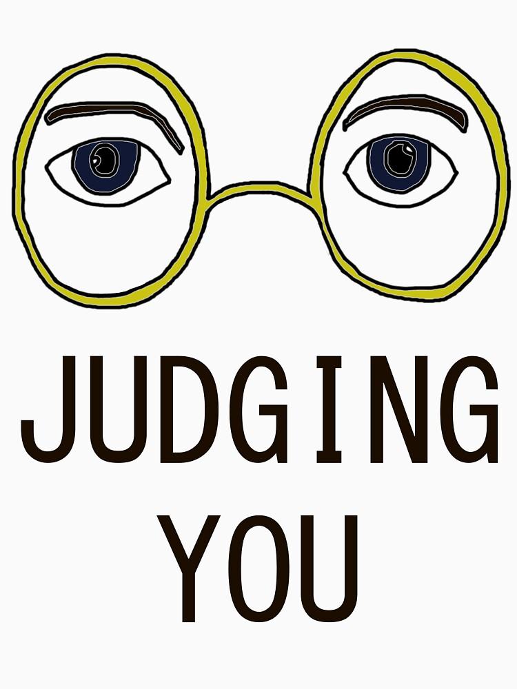 TJ Eckleburg is Judging YOU! | Unisex T-Shirt