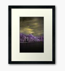 Lake Scranton Framed Print