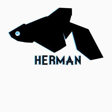 Cinderella: Herman the Fish by broadwaydesigns