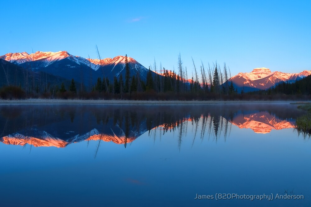Reflecting Blues by James Anderson