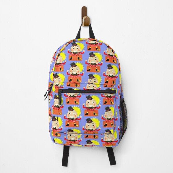 Humpty Dumpty Sat On A Wall Cute Kids Nursery Rhyme Character Backpack